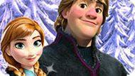Игра Холодное сердце: Новая карета Анны и Кристофа