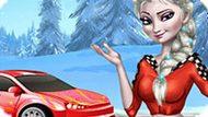 Игра Холодное сердце: Новая машина Эльзы