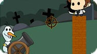 Игра Холодное сердце: Олаф бомбит принца Ханса