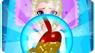 Игра Холодное сердце: Оперировать Эльзу