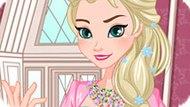 Игра Холодное сердце: Ожерелье Эльзы