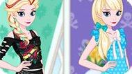 Игра Холодное сердце: Озорная и милая Эльза