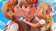 Игра Холодное сердце: Пикник Анны и Кристофа