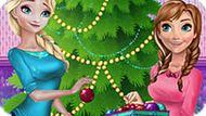 Игра Холодное сердце: Подарки Эльзы и Анны
