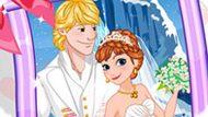 Игра Холодное сердце: Приглашение на свадьбу Анны