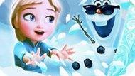 Игра Холодное сердце: Приключения в замке