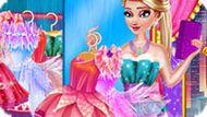 Игра Холодное сердце: Принцесса Эльза фея