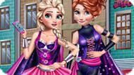Игра Холодное сердце: Принцессы супергерои