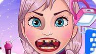 Игра Холодное сердце: Проблемы с зубами Анны