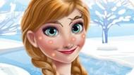 Игра Холодное сердце: Реальный макияж Анны