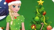 Игра Холодное сердце: Рождество Эльзы
