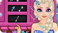Игра Холодное сердце: Салон красоты Эльзы 2016