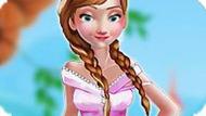 Игра Холодное сердце: Салоны красоты Анны