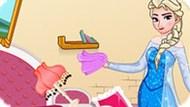 Игра Холодное сердце: Семейная уборка