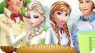 Игра Холодное сердце: Семейный пикник