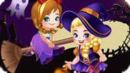 Игра Холодное сердце: Сказочный Хэллоуин