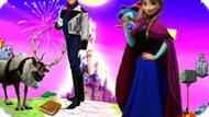 Игра Холодное сердце: Скрытые объекты во дворце