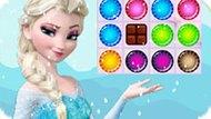 Игра Холодное сердце: Сладкие конфеты Эльзы