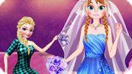 Игра Холодное сердце: Сладкие сестры Эльза и Анна