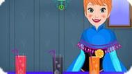 Игра Холодное сердце: Соки от Анны