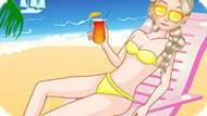 Игра Холодное сердце: Солнечные ожоги принцессы Эльзы