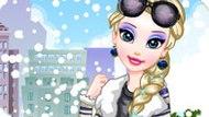 Игра Холодное сердце: Современная королева Эльза