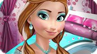Игра Холодное сердце: Спа салон для Анны