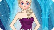 Игра Холодное сердце: Стиль Эльзы балерины