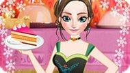 Игра Холодное сердце: Стиль повара Анны