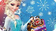 Игра Холодное сердце: Сумочка Эльзы
