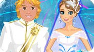 Игра Холодное сердце: Свадьба Анны и Кристоффа