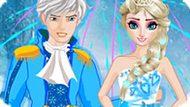 Игра Холодное сердце: Свадьба Эльзы и Джека