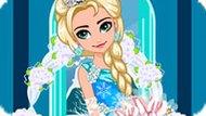 Игра Холодное сердце: Свадьба мечты 2