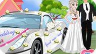 Игра Холодное сердце: Свадебная машина Эльзы