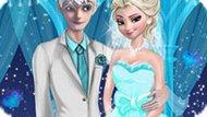 Игра Холодное сердце: Свадебный танец Эльзы и Джека