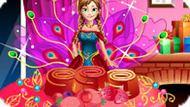 Игра Холодное сердце: Свадебный торт Анны