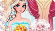 Игра Холодное сердце: Свадебный торт для Эльзы