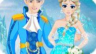 Игра Холодное сердце: Свидание Эльзы и Джека