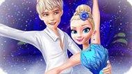 Игра Холодное сердце: Танцы на льду