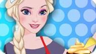 Игра Холодное сердце: Тыквенные кексы от Эльзы