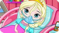Игра Холодное сердце: Уход за Эльзой после операции