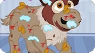 Игра Холодное сердце: Уход за маленьким Свеном