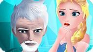 Игра Холодное сердце: Верни молодость Джеку Фросту