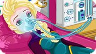 Игра Холодное сердце: Вирус в желудке Эльзы