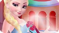 Игра Холодное сердце: Волшебные туфли Эльзы