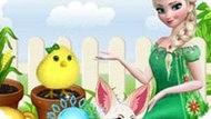 Игра Холодное сердце: Волшебный сад Эльзы