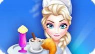 Игра Холодное сердце: Затрак в ресторане Эльзы 2