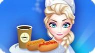 Игра Холодное сердце: Затрак в ресторане Эльзы 3
