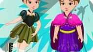 Игра Холодное сердце: Зимние покупки Анны