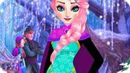 Игра Холодное сердце: Зимняя мода Эльзы